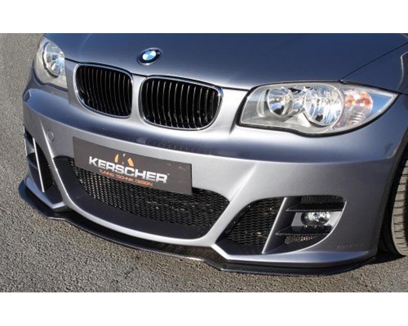 Kerscher KM2 Front Bumper w/ Fog Brackets w.o PDC BMW E82-E88 128i 08-11 - 3039400KER
