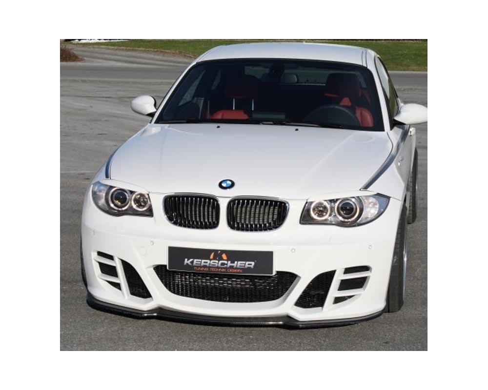 Kerscher KM2 Front Bumper w.o Fog Brackets w/ PDC BMW E82-E88 128 & 135 08-11 - 3039402KERPDC