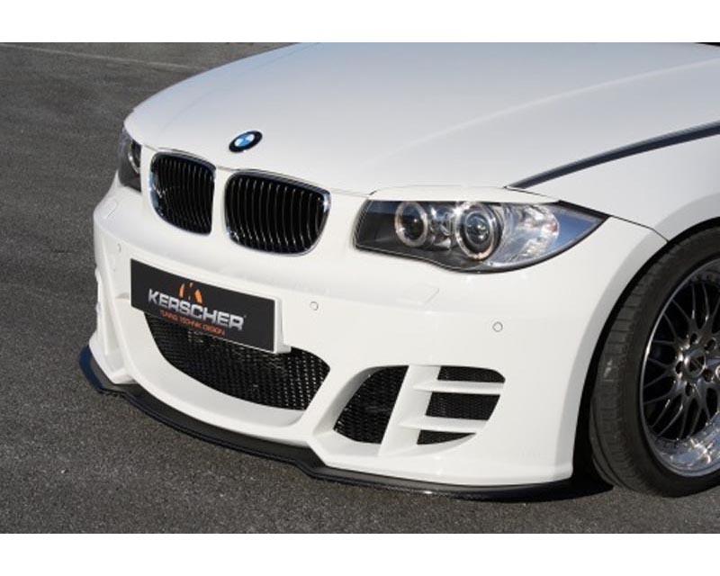 Kerscher KM2 Front Bumper w/ Fog Brackets and PDC BMW E82-E88 128i 08-11 - 3039400KERPDC