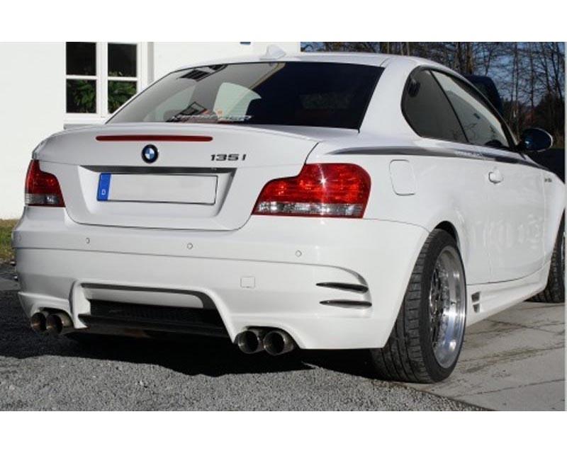 Kerscher KM2 Rear Bumper w/ PDC BMW E82-E88 128 & 135 08-11