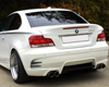 Image of Kerscher Carbon Styling Kit for KM2 Bumper BMW E82-E88 128 135 08-11