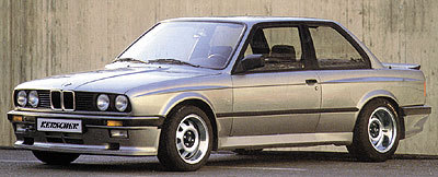 Kerscher M-Line Wide Body Kit BMW 3 Series E30 Coupe 84-90 - 3040990KER