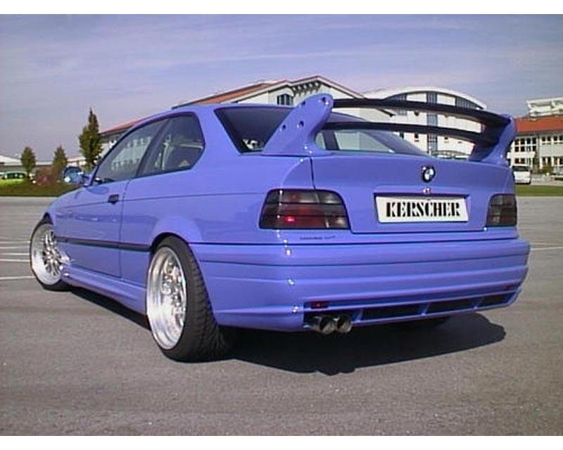 Kerscher Rear Bumper KML BMW 3 Series E36 92-98 - 3041061KER