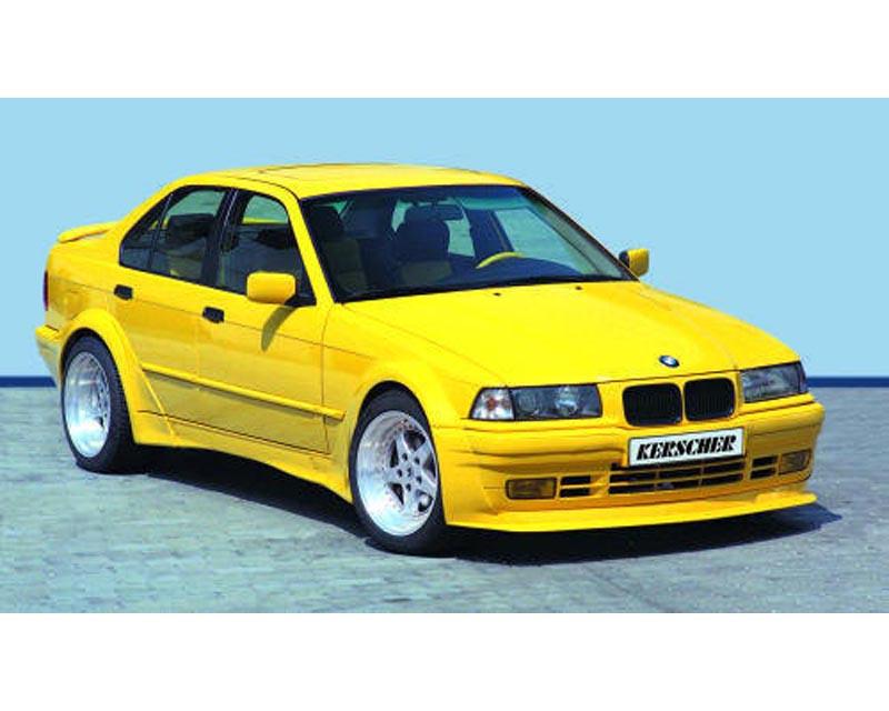 Kerscher DTM Look Aero Body Kit BMW 3 Series E36 Sedan 91-98