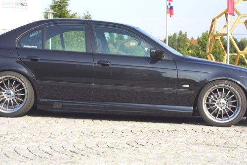 Kerscher K-Line Side Skirt set BMW 5 Series E39 97-03 - 3066332KER