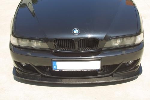 Kerscher K-Line Bumper Splitter BMW 5 Series E39 97-03 - 3066301KER