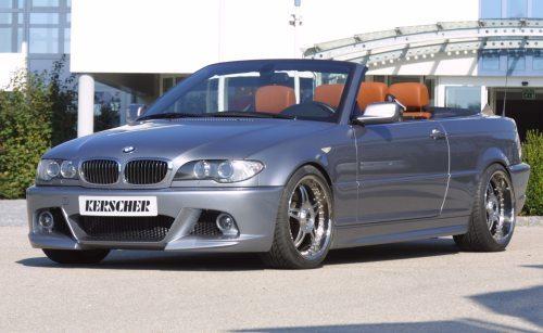 Kerscher Front Bumper M-Line 2 BMW 3 Series E46 99-05 - 3067400KER
