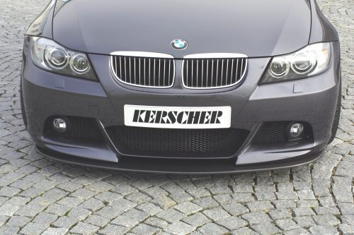 Kerscher DTM Splitter for 3063300KER 06-11 BMW 3 Series E90 06-11 - 3063301KER