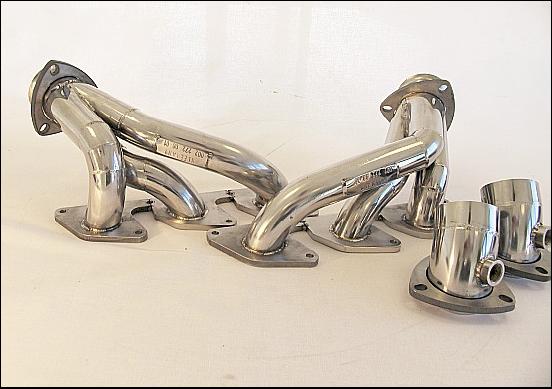 Kleemann Tubular Headers Mercedes-Benz SLK Class V6 M272 R171 04-11 - KLM-HDR-M272-R171
