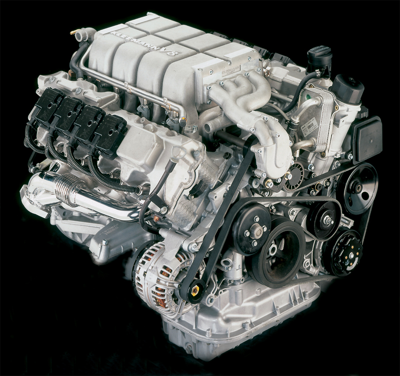 Kleemann M113 SuperCharger System Mercedes-Benz SL500 & SL55 V8 5spd R230 01-06