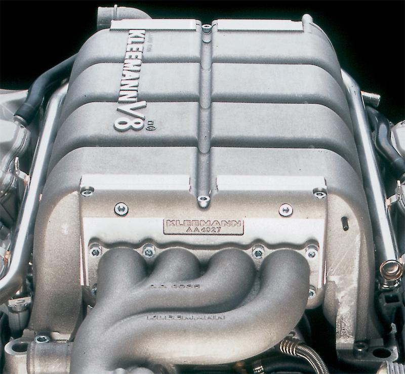 Kleemann M113 SuperCharger System Mercedes-Benz G500 & G55 V8 5spd W463 94-09 - KLM-V8-M113-W463
