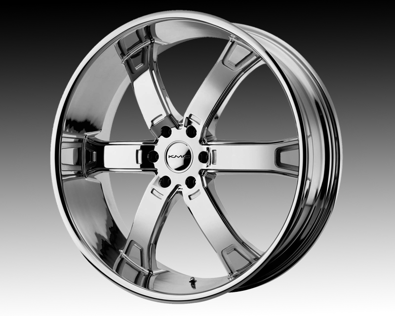 Image of KMC Wheels Brodie Wheels 24x9.5 6x139.7 15