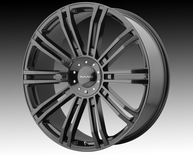 Image of KMC Wheels D2 Wheels 20x8.5 5x114.3