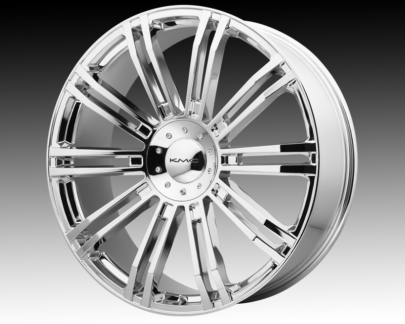 Image of KMC Wheels D2 Wheels 20x8.5 5x120
