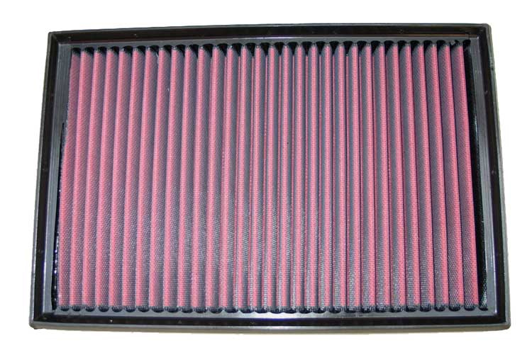 K&N Replacement Air Filter Volkswagen Golf V 3.2L V6 05-06