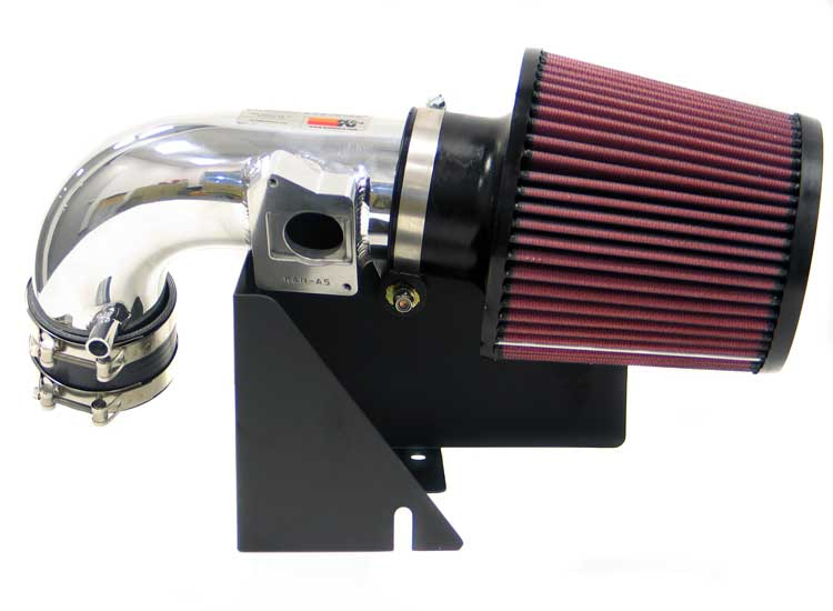 K&N 69 Series Typhoon Intake Kit Polished Focus SVT 2.0L 02-04