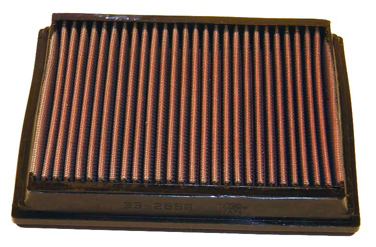 K&N Replacement Air Filter Audi A6 Quattro 4.2L V8 2002
