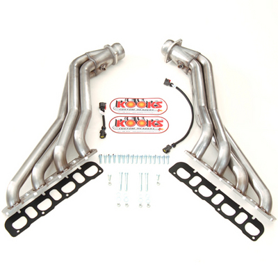 Kooks 1 7/8' x 3' Exhaust Headers Jeep Grand Cherokee SRT-8 6.1L 06-10