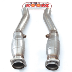 Kooks Catalytic Converters for Corsa or Kooks Exhaust Cadillac CTS-V LS6/LS2 04-06 - 23103250