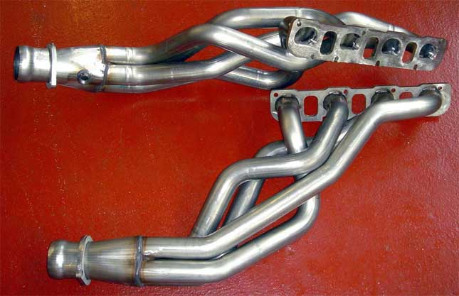 Kooks Exhaust Headers Dodge Challenger 5.7L Hemi 05-08