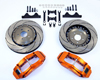 Ksport Procomp 12 Piston 15in Front Big Brake Kit Honda Civic DX LX 92-95
