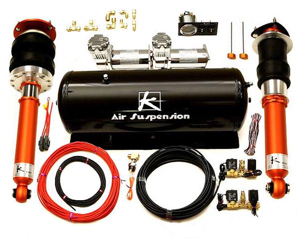 Ksport Airtech Basic Air Suspension Kit Lexus GS350 07-12 - CLX131-ABA