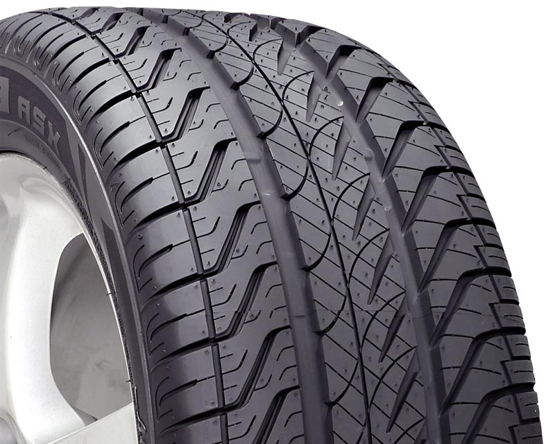 Image of Kumho ECSTA ASX Tires 2055016 87Z BSW