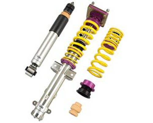 KW 2-Way Clubsport Coilovers with Top Mounts Mercedes-Benz C-Class C63 AMG Sedan W204 204AMG 08-14 - 35225833