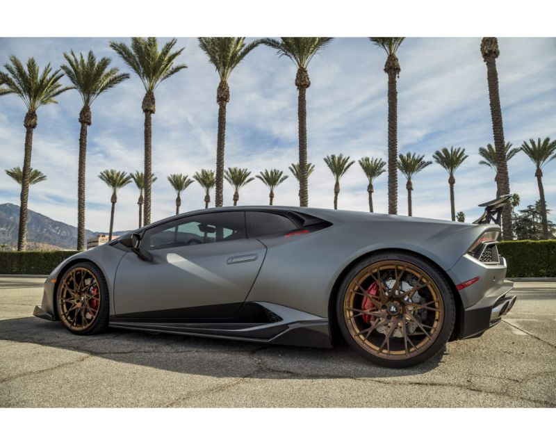 1016 Industries FRP Side Skirts Lamborghini Huracan LP580-2 15-19 - 1016.582.02
