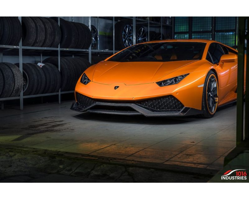 1016 Industries Side Skirts Forged Carbon Lamborghini Huracan LP610-4 15-19 - 1016.611.03
