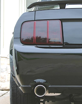 Lamin-X Protective Film Taillight Covers Ford Mustang 2005-2006 - F215