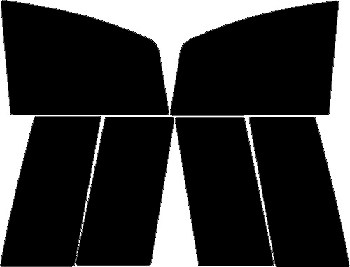 Lamin-X Protective Film Taillight Covers Ford Mustang 1999-2004 - F209