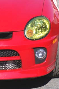 Lamin-X Protective Film Headlight Covers Dodge Neon SRT-4 03-05