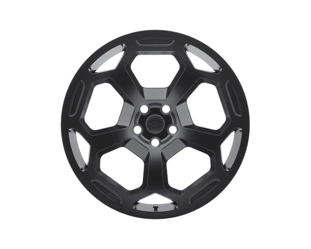 Redbourne Bashford Matte Black Wheel 22x10 5x120 37mm CB72.6 - 2210RBA375120M72