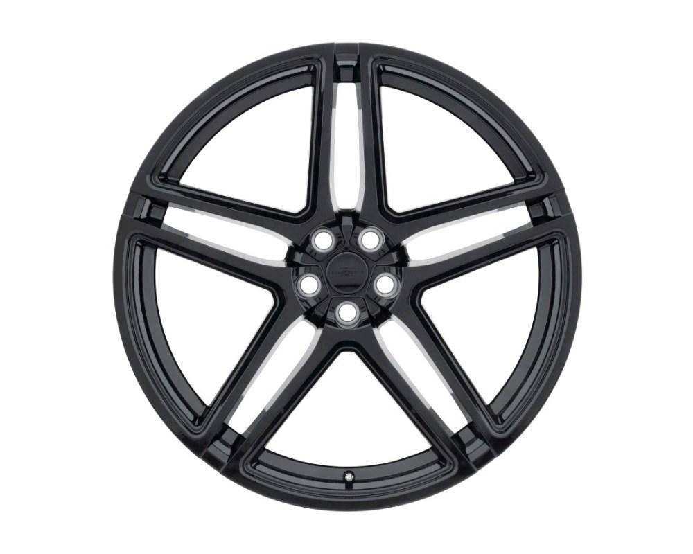 Redbourne Crown Gloss Black Wheel 22x10 5x120 35mm CB72.6 - 2210CWN355120B72