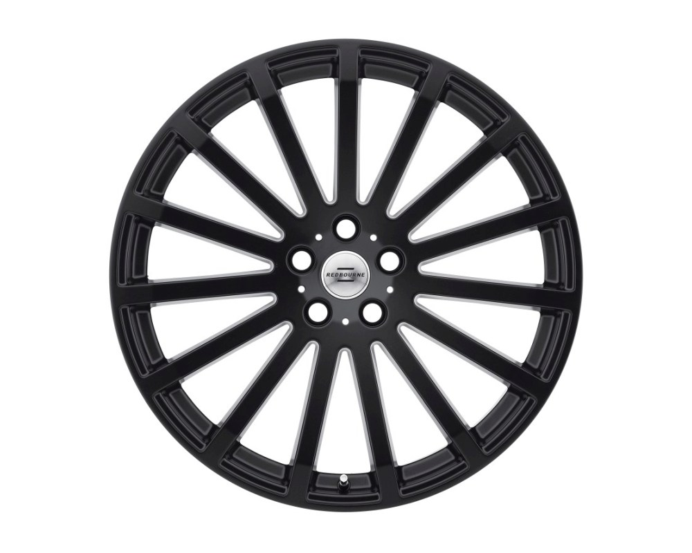 Redbourne Dominus Matte Black Wheel 22x9.5 5x120 32mm CB72.6 - 2295RDM325120M72