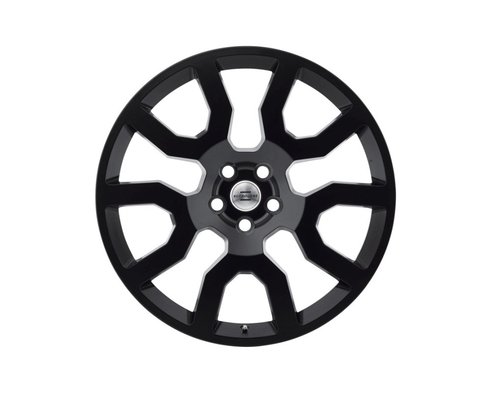 Redbourne Hercules Matte Black Wheel 20x9.5 5x120 32mm CB72.6 - 2095RHE325120M72