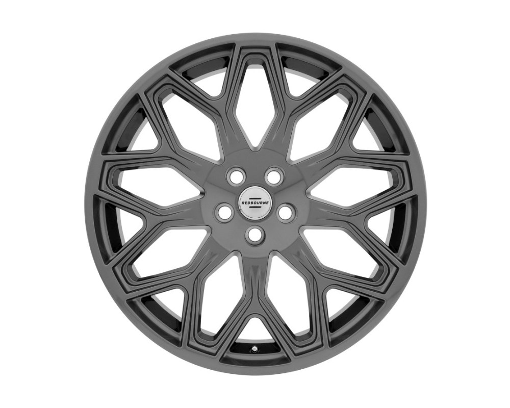 Redbourne King Wheel 20x9.5 5x120 32mm Gloss Gunmetal - 2095RDK325120G72