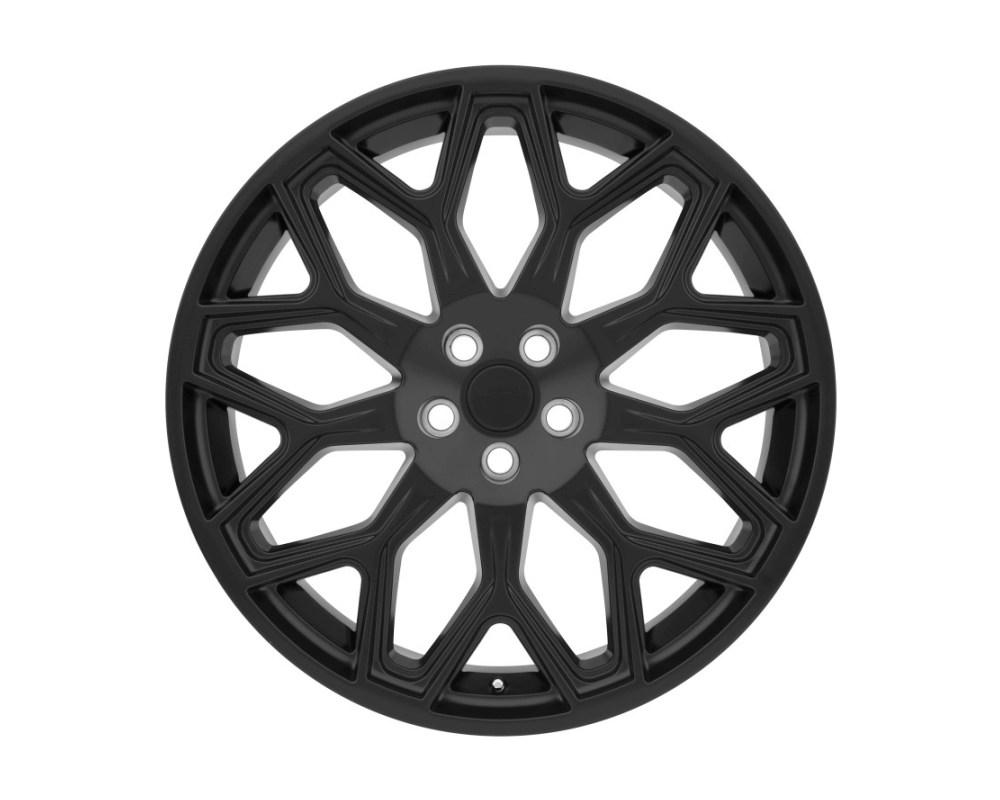 Redbourne King Wheel 20x9.5 5x120 32mm Matte Black - 2095RDK325120M72