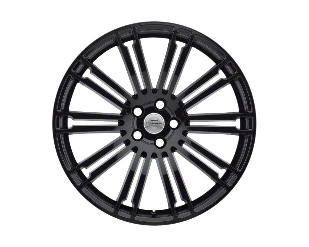 Redbourne Manor Gloss Black Wheel 20x9.5 5x120 32mm CB72.6 - 2095RMR325120B72
