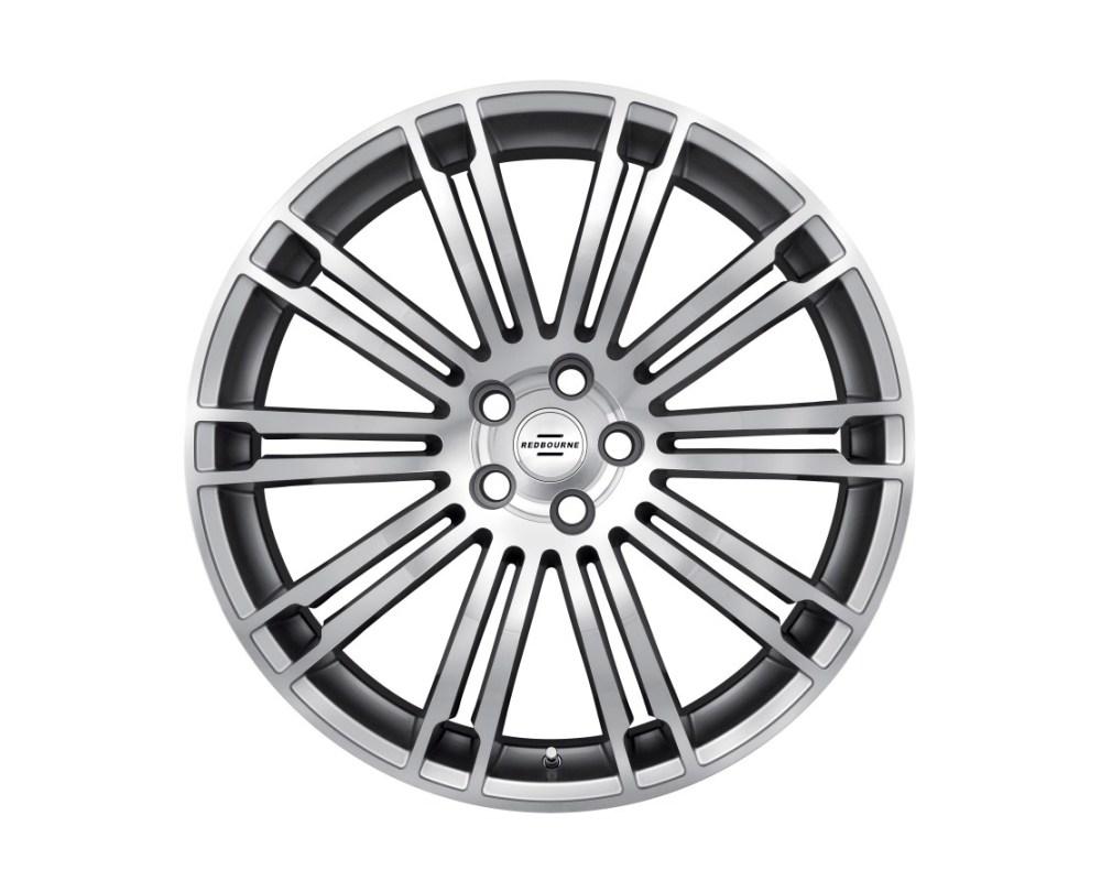 Redbourne Manor Wheel 20x9.5 5x120 32mm Silver w/ Mirror Cut Face - 2095RMR325120S72