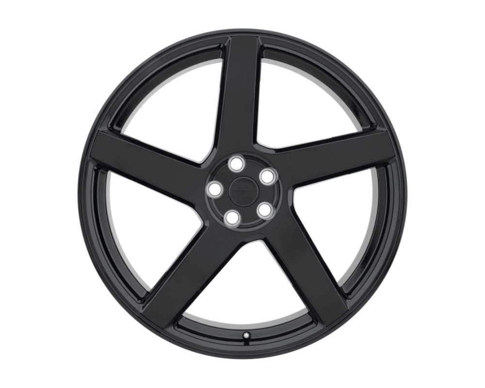Redbourne Mayfair Wheel 22x10 5x120 35mm Gloss Black - 2210RMF355120B72