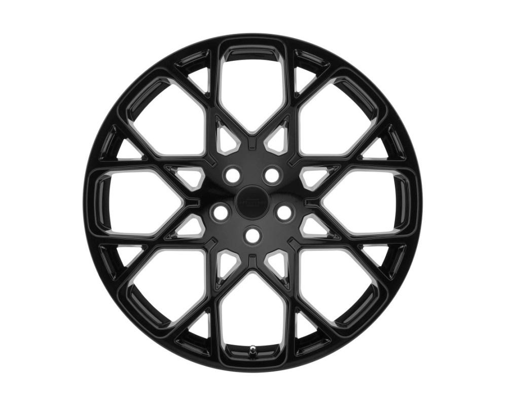 Redbourne Meridian Gloss Black Wheel 20x9.5 5x120 32mm CB72.6 - 2095RDE325120B72