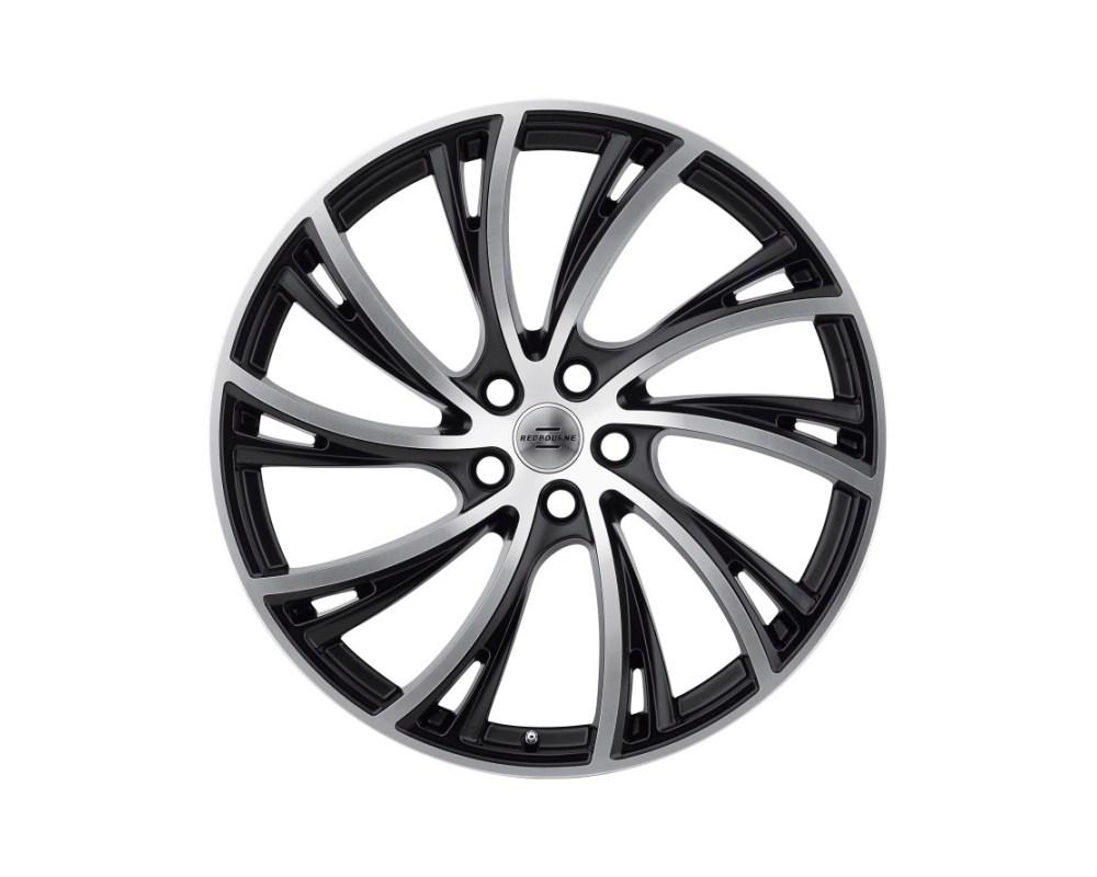 Redbourne Noble Matte Black w/ Matte Machined Face Wheel 20x9.5 5x120 32mm CB72.6 - 2095RDB325120F72R