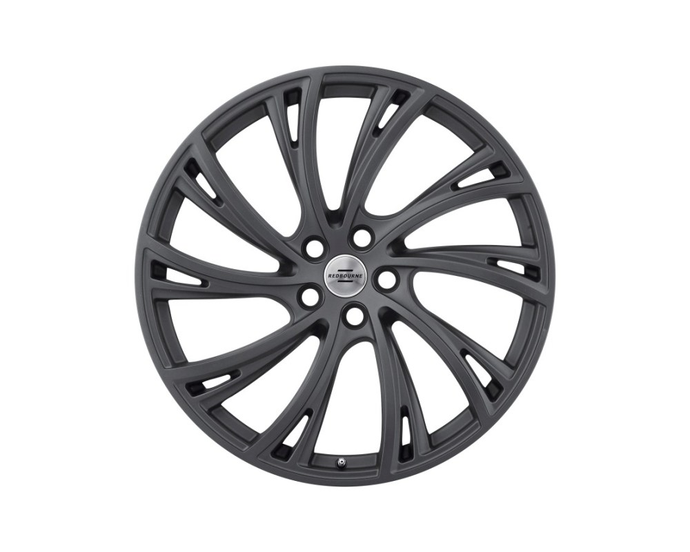 Redbourne Noble Wheel 20x9.5 5x120 32mm Matte Gunmetal Left - 2095RDB325120G72L