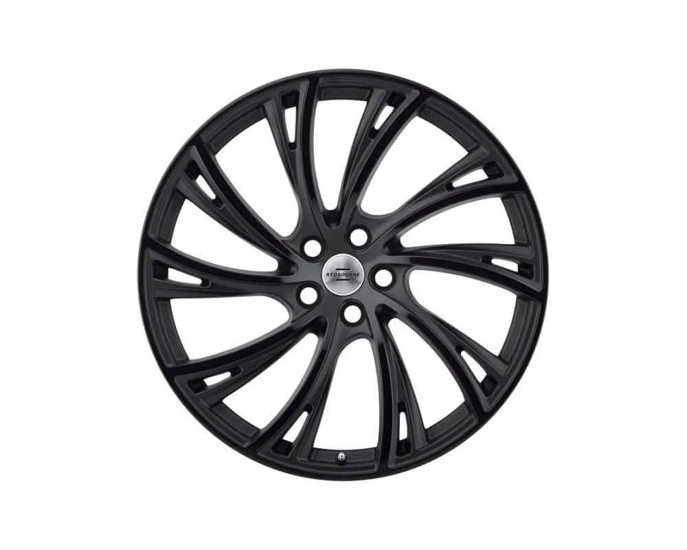 Redbourne Noble Matte Black Wheel 20x9.5 5x120 32mm CB72.6 - 2095RDB325120M72R