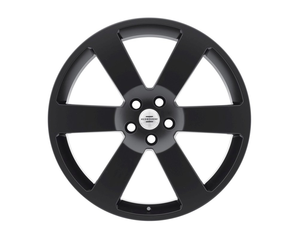 Redbourne Saxon Matte Black Wheel 20x9.5 5x120 32mm CB72.6 - 2095RSA325120M72