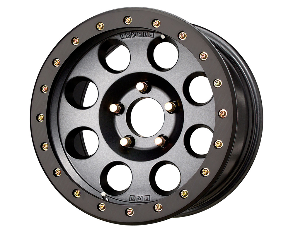 Latest Reviews For Level 8 Tracker Pro 5 Wheels 15x8 127 00 26 Black