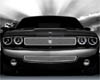 Image of Lexani Mesh Front Bumper Grille Dodge Challenger 08-12