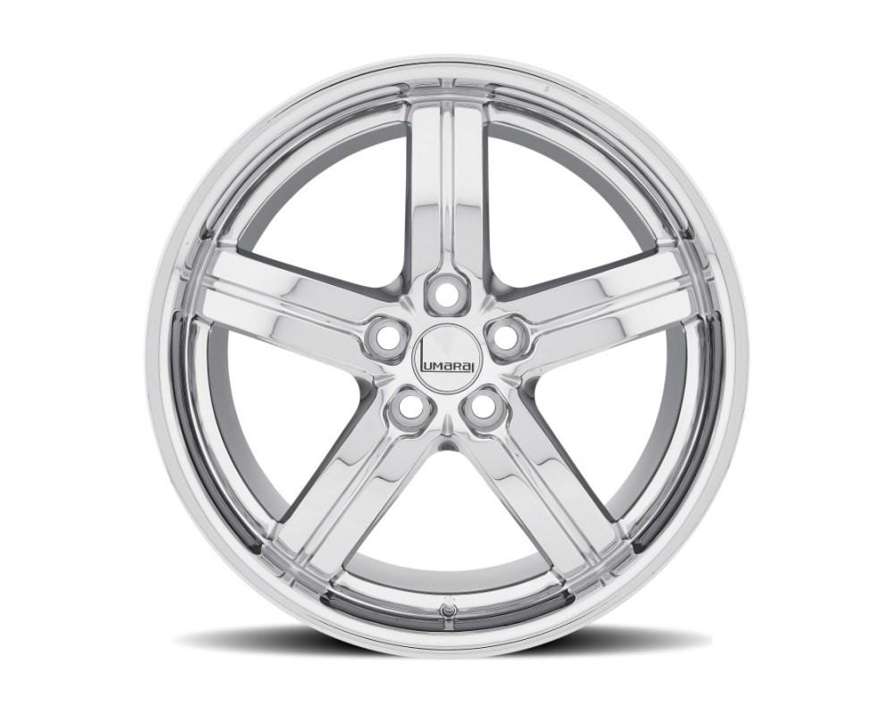 Lumarai Morro Chrome Wheel 20x10 5x114.30|5x4.5 44mm CB60.1 - 2010LUM445114C60